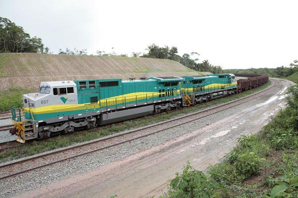 Ferrovia Vitória a Minas transportou 119,2 milhões de toneladas em 2014 369c95757a