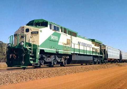 Locomotiva-C44-9WM-FNB-9010